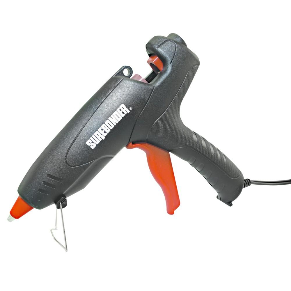 Image of Surebonder High Temp Professional Glue Gun, 80 Watt, Black
