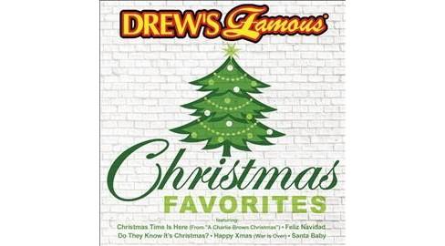 Hit Crew - Drew's Famous Christmas Favorites (CD) - image 1 of 1
