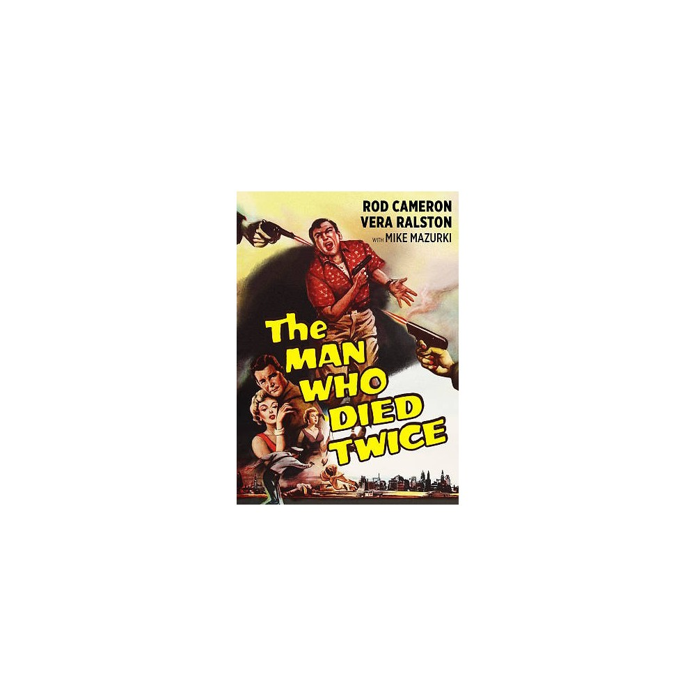 Man Who Died Twice (Dvd), Movies
