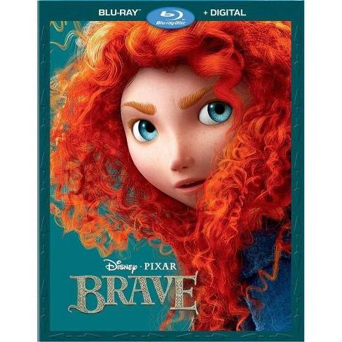 Brave (Blu-ray + Digital) - image 1 of 1
