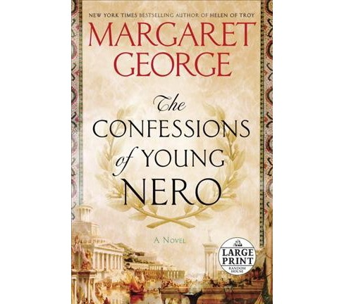 Confessions of Young Nero (Paperback) (Margaret George) - image 1 of 1