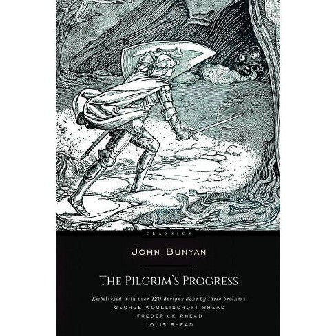 The Pilgrims Progress - by  John Bunyan (Paperback) - image 1 of 1