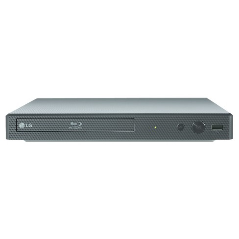 LG Blu-ray Disc™ Player with Wi-Fi - BP350 - image 1 of 1