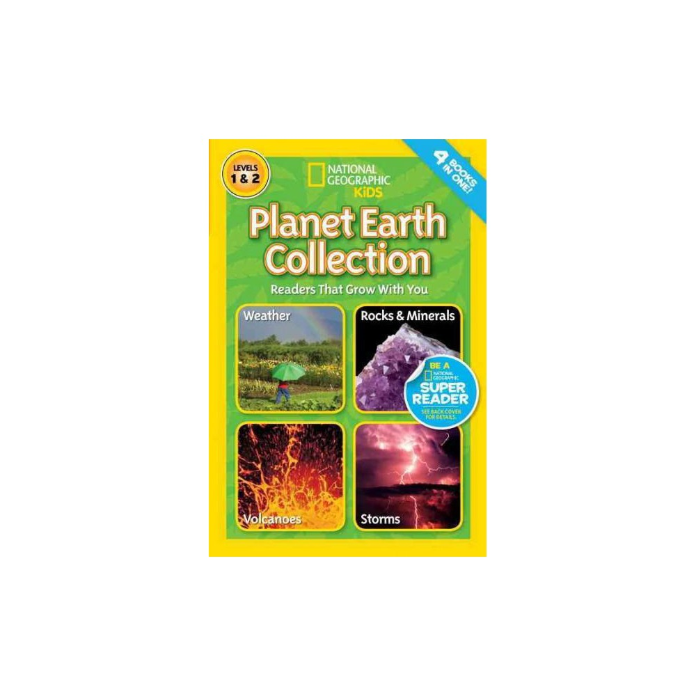 Planet Earth Collection : Readers That Grow With You (Paperback) (Miriam Busch Goin & Kristin Baird