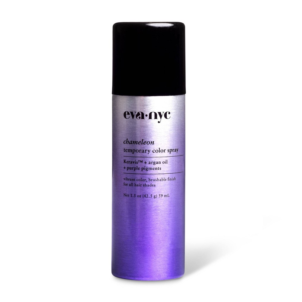 Image of Eva NYC Chameleon Temporary Hair Color Spray - Purple - 1.5oz