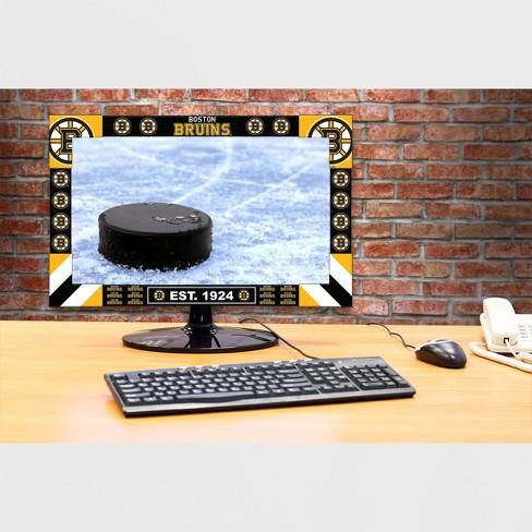 NHL Boston Bruins Big Game Monitor Frame - image 1 of 2