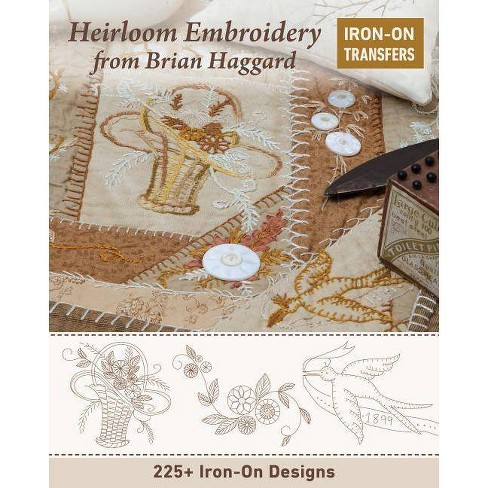 Heirloom Embroidery from Brian Haggard - (Paperback) - image 1 of 1