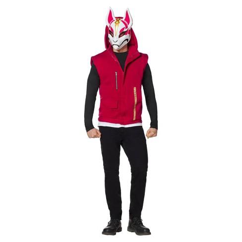Adult Fortnite Drift Halloween Costume L - image 1 of 2
