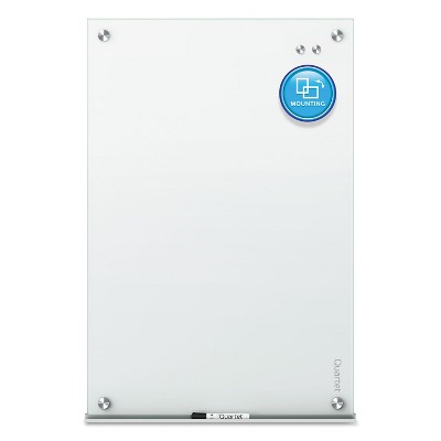 Quartet Infinity Magnetic Glass Marker Board 48 x 36 White G4836W