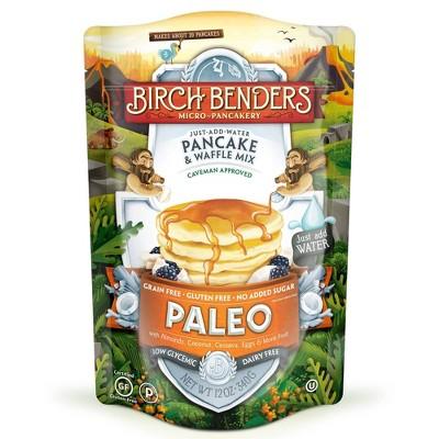 Baking Mixes: Birch Benders Paleo Pancake & Waffle Mix