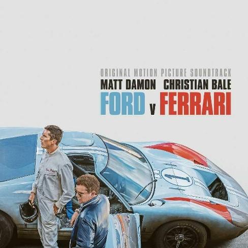 Various Artists Ford V Ferrari Lp Vinyl Target