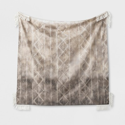 Vintage Washed Tapestry ( 57x57 )Gray - Opalhouse™