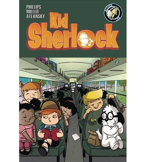 Kid Sherlock 1 : The Smell (Paperback) (Justin Phillips) - image 1 of 1