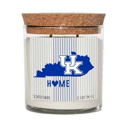 NCAA Kentucky Wildcats Home State Candle
