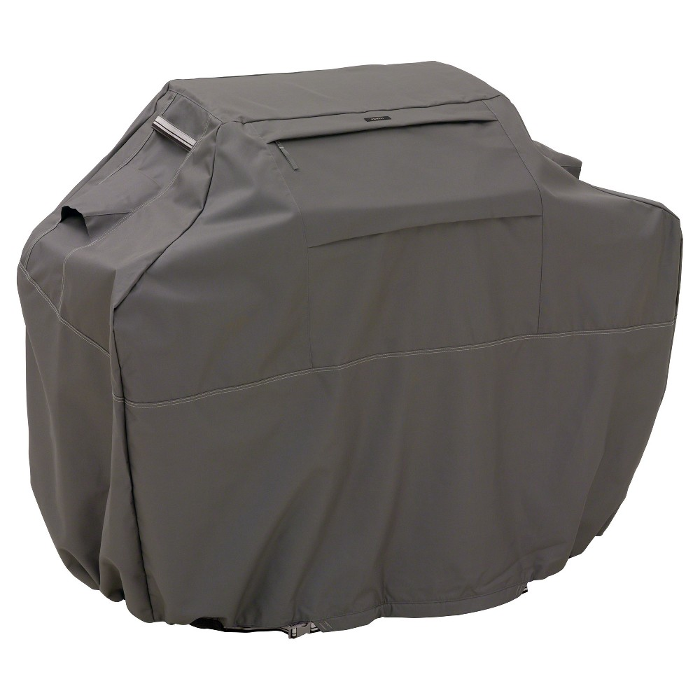 Ravenna Bbq Grill Cover, X X – Large – Dark Taupe – Classic Accessories 52093244