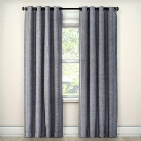 Rowland Light Blocking Curtain Panel - Eclipse™ - image 1 of 2