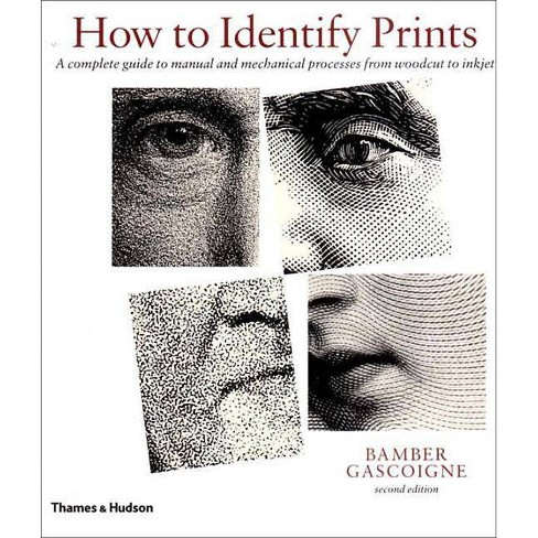 How to Identify Prints - 2 Edition by  Bamber Gascoigne (Paperback) - image 1 of 1