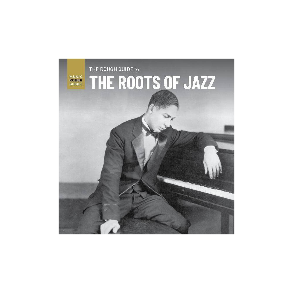 Various Artists Rough Guide To The Roots Of Jazz Cd