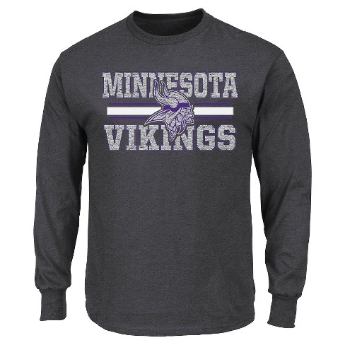Minnesota Vikings Men's Long Sleeve T-Shirt M - image 1 of 1