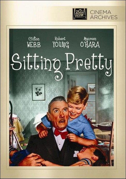 Sitting pretty (DVD) - image 1 of 1