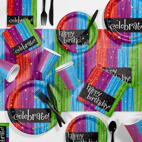 Milestone Celebrations Birthday Party Supplies Kit - image 1 of 2