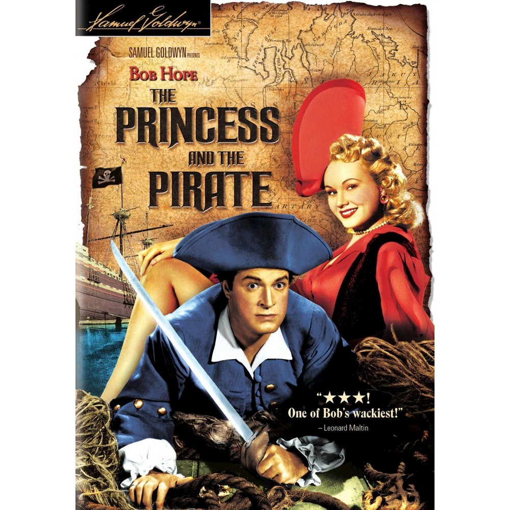 Princess And The Pirate (Dvd)
