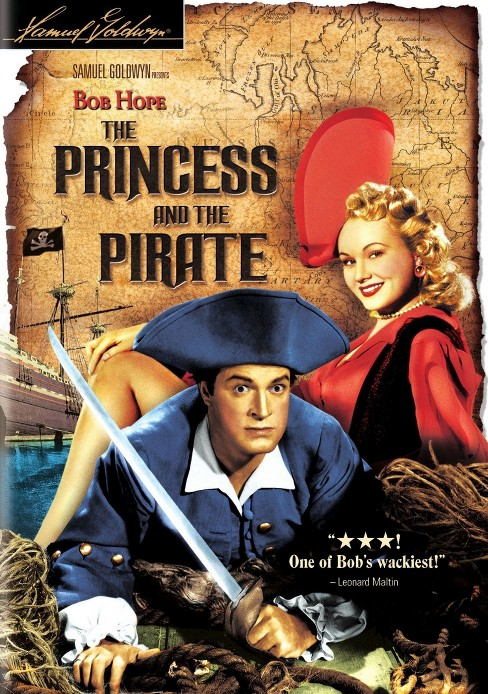 Princess and the pirate (DVD) - image 1 of 1