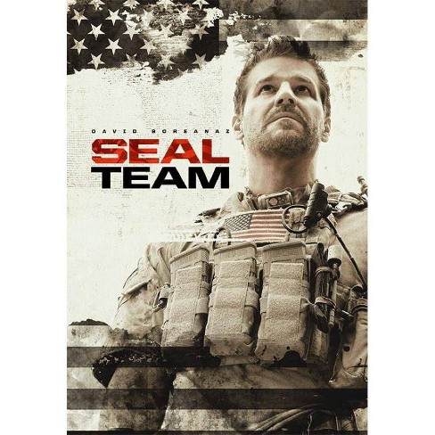 SEAL Team: Season Three (DVD)(2020) - image 1 of 1