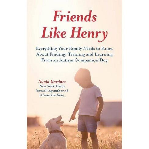Friends Like Henry - by  Nuala Gardner (Paperback) - image 1 of 1