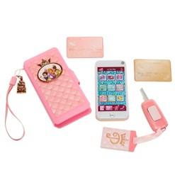 Disney Princess Style Collection Wristlet, Pink