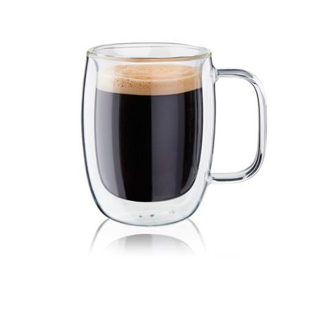ZWILLING Sorrento Plus 2-pc Double-Wall Glass Double Espresso Mug Set - image 1 of 3