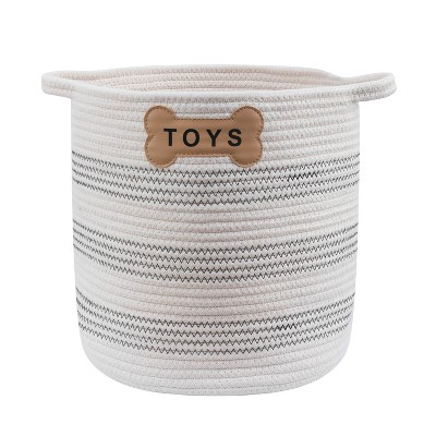 Park Life Designs Florence Toy Basket - Wheat