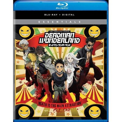 Deadman Wonderland: The Complete Series (Blu-ray)(2019)