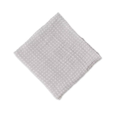 Red Rover Cotton Muslin Single Swaddle - Xoxo