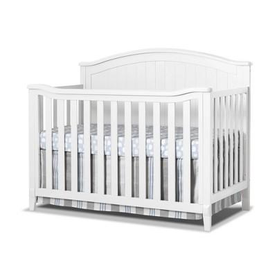 Sorelle Fairview 4-in-1 Standard Full-Sized Crib White