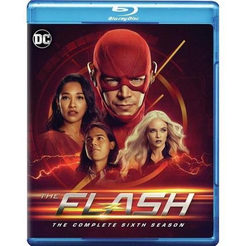 The Flash: The Complete Sixth Season (Blu-ray + Digital) - image 1 of 1