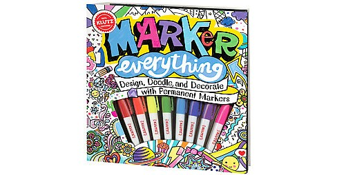 Marker Everything (Paperback) (Klutz (COR)) - image 1 of 1