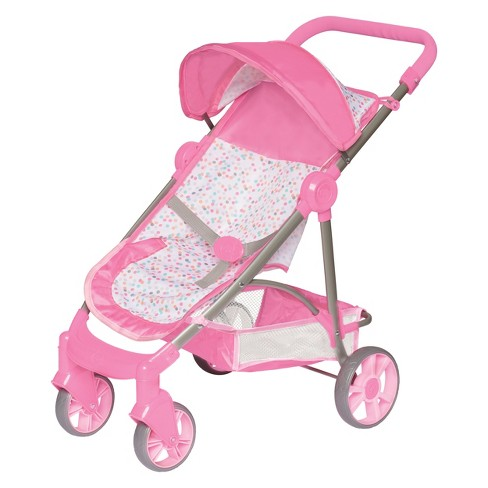 Perfectly Cute Deluxe Baby Doll Stroller Target