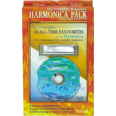 Waltons Complete Beginner's Harmonica Pack
