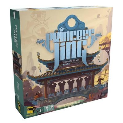 Matagot Princess Jing Board Game