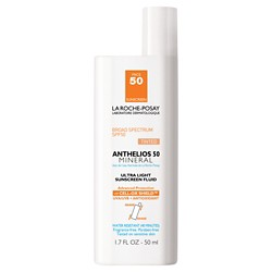 La Roche Posay Anthelios 50 Mineral Ultra Light Face Sunscreen - SPF 50 - 1.7 fl oz