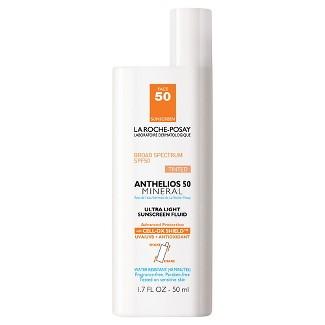 La Roche Posay Anthelios 50 Mineral Ultra Light SPF 50 Face Sunscreen - 1.7 fl oz