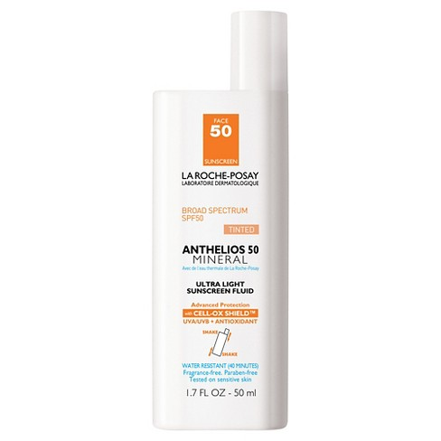 La Roche Posay Anthelios 50 Mineral Ultra Light Face Sunscreen - SPF 50 - 1.7 fl oz - image 1 of 3