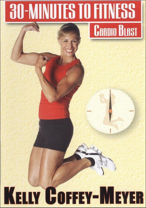 30 Minutes To Fitness:Cardio Blast Wo (DVD) - image 1 of 1