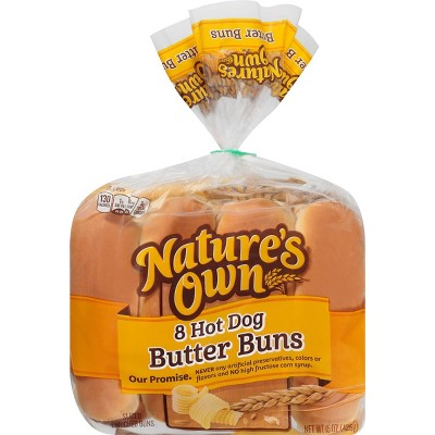 Nature's Own Sweet Rolls - 15oz