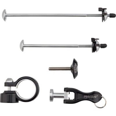 Pinhead Wheel Locks Wheel/Frame Lock Skewers Top Cap Seatpost Clamp