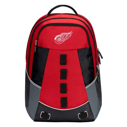 NHL Detroit Red Wings Personnel Backpack - image 1 of 4