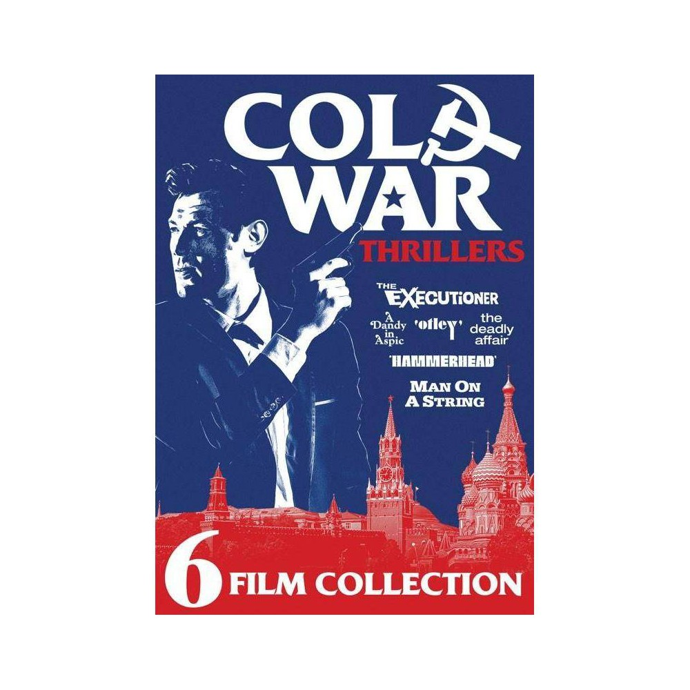 Cold War Thrillers (Dvd), Movies Electronics > Movies - Mmbv > Movies > Movies
