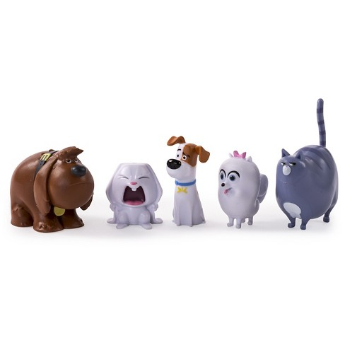 The Secret Life of Pets - Mini Pets Collectible Figures 5-Pack - image 1 of 3