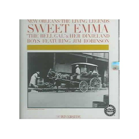 Emma Barrett - Sweet Emma- New Orleans Living Legend (CD) - image 1 of 1